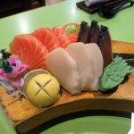 Sashimi moriawase set A
