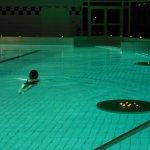 soirée zen à la piscine