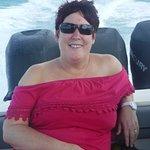 loving the boat trip
