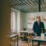 Alfonso Vega, jefe de sala de Santerra. Pic: Michelle Thomas @Chelitamedia