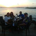 Great evening. Wonderful seafood. Very pleasant atmosphere!