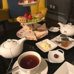 Having complained about breakfast I had to say the afternoon tea was great. Also had to mention