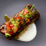 48-Hour Short Rib of Beef with Coconut Puree
