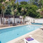 The Havelock heated outdoor pool available mid May - early September