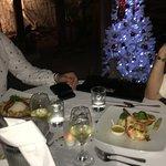 Lobster and shrimp mains :)