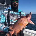 Nice Hogfish for Mike