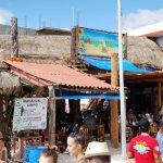Maya Bar, Costa Maya, Mexico...awesome service, awesome time!!!!