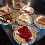 Homemade Pies, Cheesecakes and Tortes