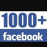 1000 likes! Thank you Facebook!