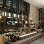 Reception & chill area