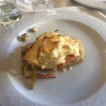 Un menu de 20 euros delicioso y bien trabajado