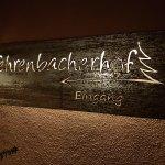 Photo de Fehrenbacherhof