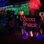 "The ""Cocoa Shack""~where me and my friend enjoyed delicious hot cocoa"