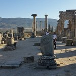 Photo de Site archéologique de Volubilis