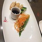 dumplings at Kimono's - no flavor