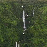 Experience an air tour of Maui's breathtaking scenery.