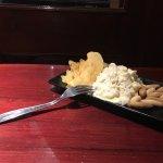potato salad (half a portion)