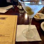 A perfect Bombay Sapphire martini