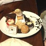 Birthday Dessert medley :)
