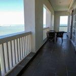 corner suite, victory annexe - longer balcony