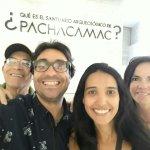 Zdjęcie Pachacamac