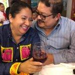 Disfrutando un buen vino