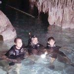 Cenote Chaak Tun Foto