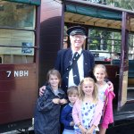 Puffing Billy Railway Foto
