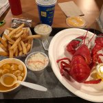 Best lobster dinner!