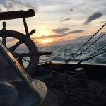 Key West sunset on the Hindu