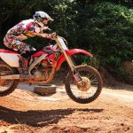 Training motocross in Phuket, Thailand