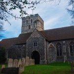 St Clement's Church in Sandwich, Kent.