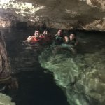 Second cenote (underground)