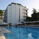 Hotel Greif Lignano Foto