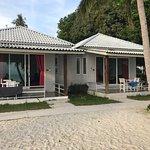 Photo de Da Kanda Villa Beach Resort