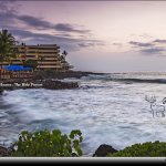 Royal Kona Resort Sunset