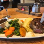 New York Sirloin Steak