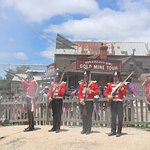 Redcoats, Sovereign Hill