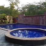 Photo de Mandore Guest House - a leafy resort.