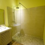 "La salle de bain de la chambre ""Vignes"""
