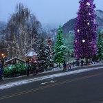 Square in Leavenworth