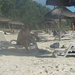 Photo de Emeraude Beach Attitude