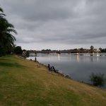 Foto de Riverbreeze Holiday Park