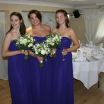my gorgeous bridesmaids