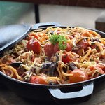 Spaghetti Mediterrâneo