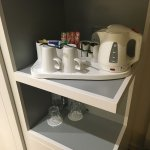 Complimentary Tea/Coffee Making Facilities.