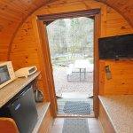 Internal of micro lodge