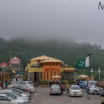 Monal with CLouds in the background