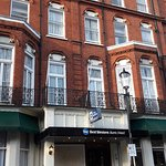 Best Western Burns Hotel Kensington Foto