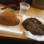Croissant & Cookie